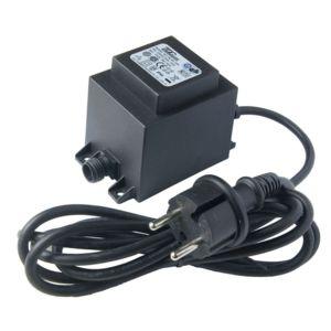 Akanua transformateur ext rieur 12v pour 36w d 39 clairage for Transformateur 12v piscine