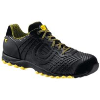 DIADORA - Chaussure de sécurité basse Beat textile S1P Noir-15272280013