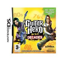 Activision - Guitar Hero On Tour: Decades - Game Only Nintendo Ds import anglais
