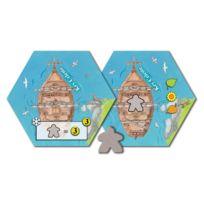 R&R Games - Jeux de société - Keyflower : Extension Key Celeste