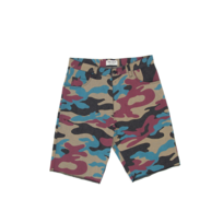Iron And Resin - Short Camp - Black