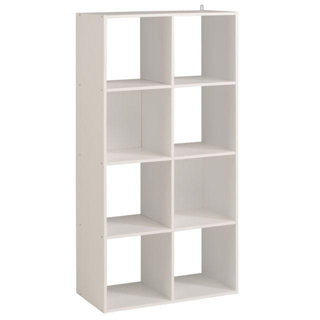 Last Meubles Etagère Cube Kubo Blanc Pas Cher Achat Vente