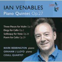 Somm - Ian Venables - Quintette pour piano