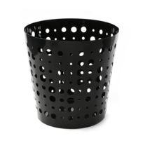 Versa - Corbeille à papier Tecno - noir