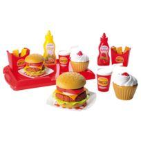 Ecoiffier - Set Hamburger