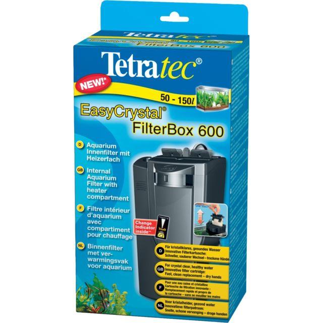 Tetra Filtre Easycrystal 600