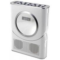 Soundmaster - Radio stéréo salle de bain et cuisine Cd / Heure / Étanche