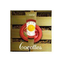 Mastrad - Les Cocottes:les indispensables livre de recette