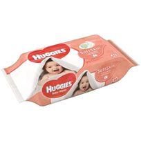 Huggies - Lingettes Soft Skin enrichies Vitamie E x56