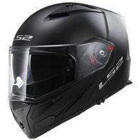 Ls2 - casque intégral modulable Ff324.10 Metro noir mat moto scooter 3XL