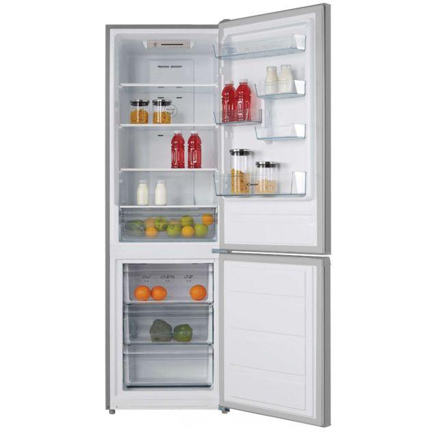 Candy Réfrigérateur Combiné Inversé Cvbnm 6182 Xps