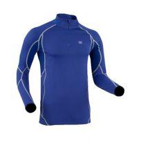 Damart Sport - Tee-shirt col montant zippé Activ Body 4 - homme