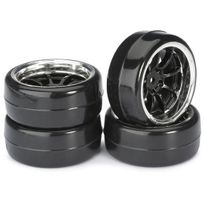Absima - 4 roues Drift Av/ARR chrome 1/10 2510043