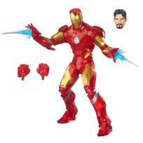 MARVEL AVENGERS - Avengers xl Legend iron man - B7434EU40