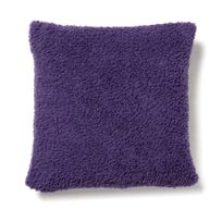 Kavehome - Coussin Caprice, violet