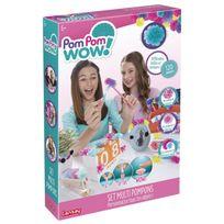 Lansay - Set multi pompons Pom Pom Wow
