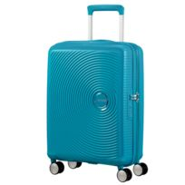 Valise cabine Soundbox Turquoise Summer blue - S