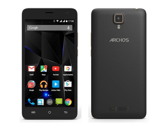 ARCHOS 50D - Oxygen