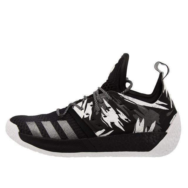 Chaussure de Basketball adidas James Harden Vol.2 Traffic Jam Noir pour homme Pointure 41 13