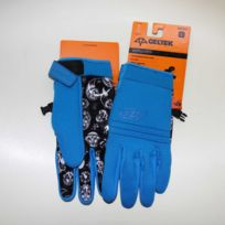 Celtek - Gants de Pipe Shredder Gloves Bleu