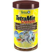 Tetra - Poissons Eau Douce Tropicale Aliment Complet Min Granules 500 ml