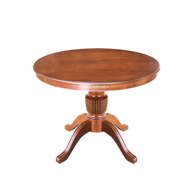 Artigiani Veneti Riuniti Table à manger ronde