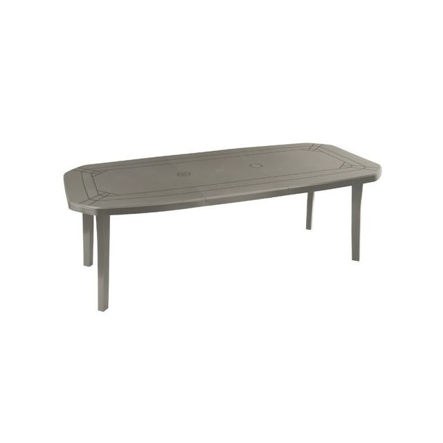 Grosfillex - Table de jardin Pvc \