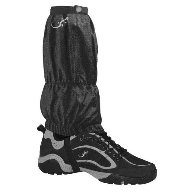Freetime - Guêtres nylon respirants- Accessoires chaussures randonnée Gris fonçé