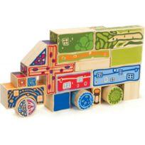 Hape International - Hape - Organeco Blocks - E5526
