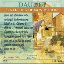 Le Livre Qui Parle - Les lettres de mon moulin