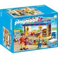 PLAYMOBIL - Stand de friandises - 5555