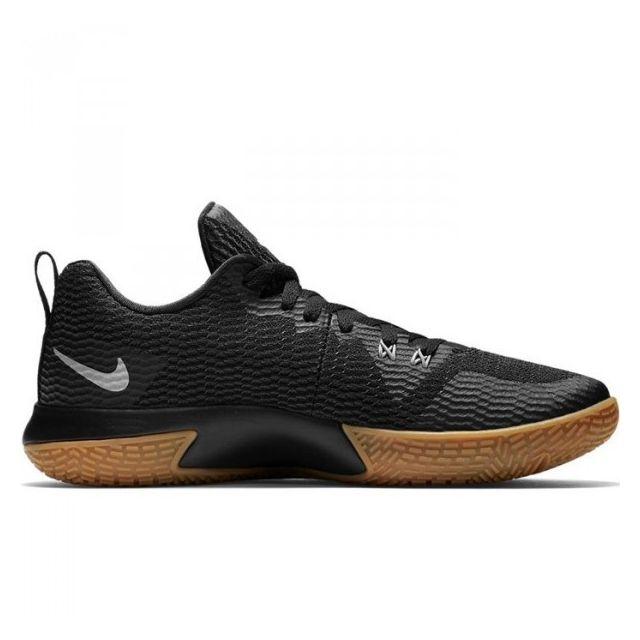 Nike Chaussure de Basketball Zoom Live Ii Noir Pour Hommes