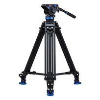 Benro - trépied Vidéo alu kit A673TMBS8 + rotule vidéo S8