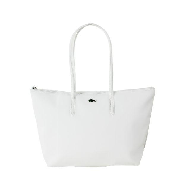 f44e4c9f38 Lacoste - Sac shopping L.12.12 Concept 35 cm - pas cher Achat ...