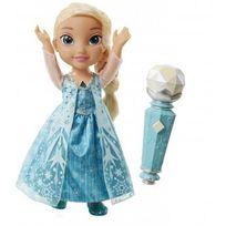 LA REINE DES NEIGES - Poupée Chante avec Elsa - 31078