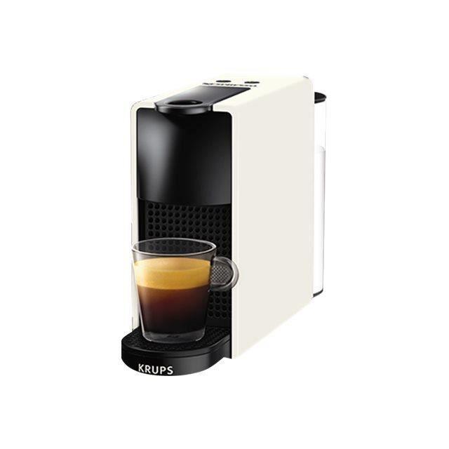 krups cafeti re capsules nespresso essenza mini xn1101. Black Bedroom Furniture Sets. Home Design Ideas