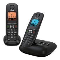 Gigaset - A540A Duo Téléphones Sans fil Répondeur Ecran