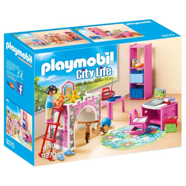 Emejing chambre princesse playmobil photos design trends for Chambre playmobil