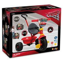 SMOBY - Tricycle Be Move Cars 3 - 740310