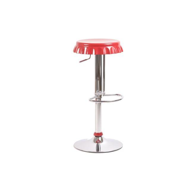 miliboo tabouret de bar cuisine rouge bordeaux new capsule lot de 2 lie de vin pas cher. Black Bedroom Furniture Sets. Home Design Ideas