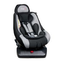 TROTTINE - Siège auto bébé CLIPPERTON - Groupe 0/1 - Noir & Gris
