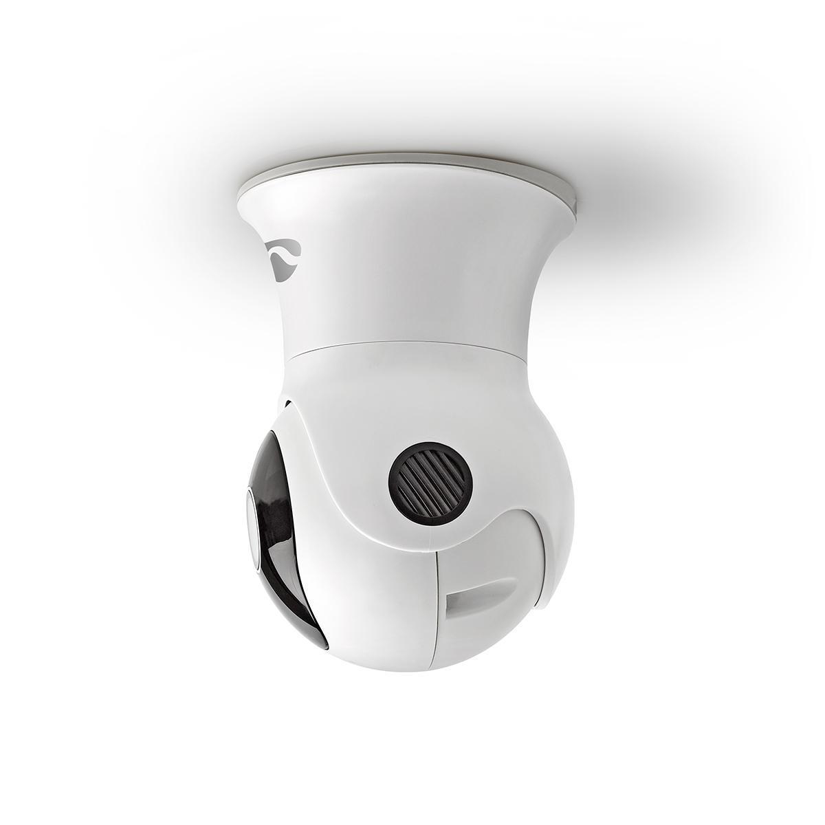 Caméra IP intelligente Wi-Fi - Fonction panoramique et inclinaison - Full HD 1080p - Extérieur - Étanche