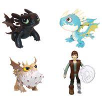 Spin Master - Dragons - Mini Figurine Dragon