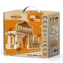 LG DISTRIBUTION - Boite Millarcs 200 pièces en bois avec magazine - 2102