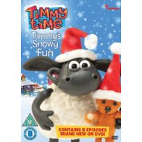2entertain - Timmy Time - Timmy'S Snowy Fun IMPORT Anglais, IMPORT Dvd - Edition simple