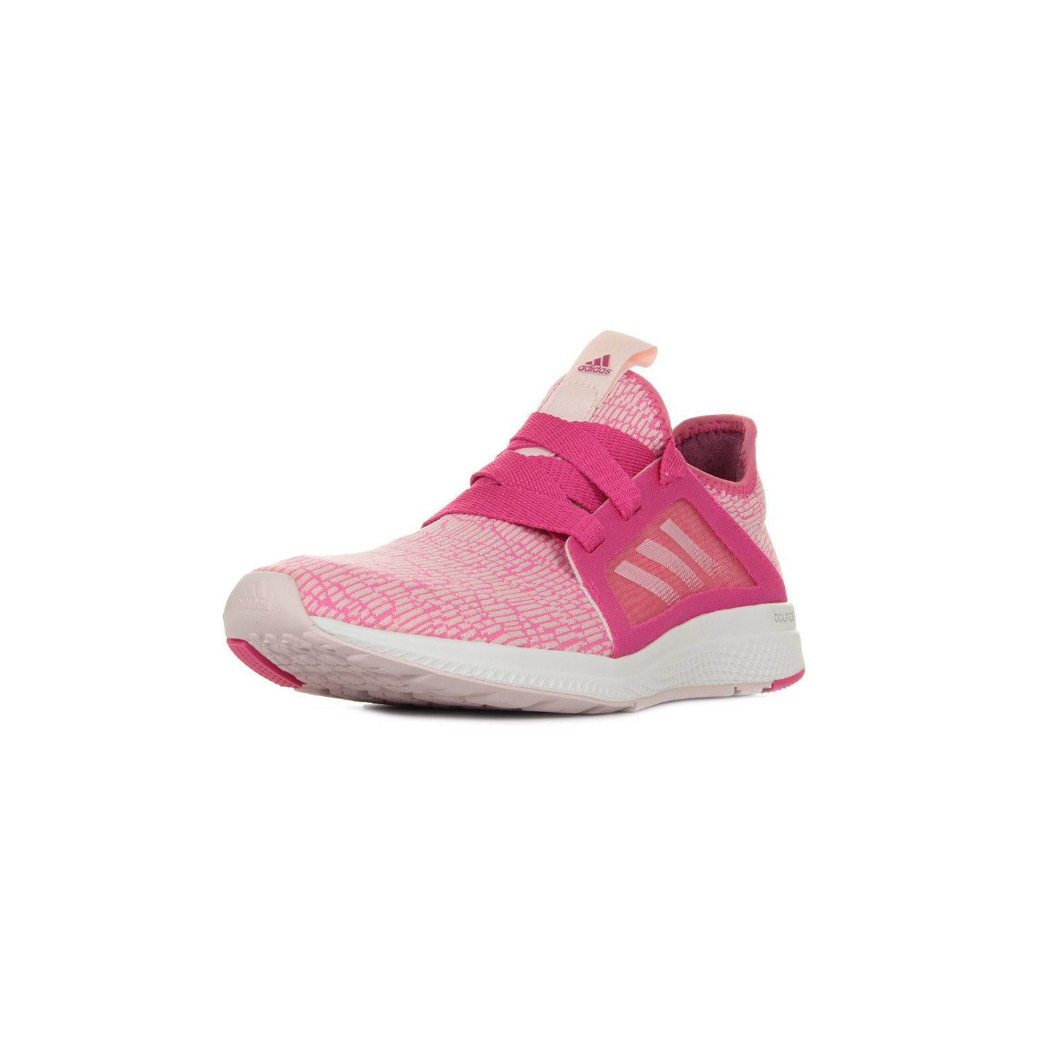 Adidas - Edge Lux cher W Rose - pas cher Lux Achat / Vente Chaussures running f7af83