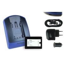 mtb more energy® - Batterie + Chargeur USB, Vw-vbl090 pour Panasonic Sdr-s45, S50, S70, S71, T50