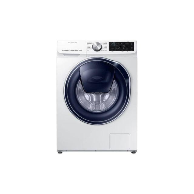 Samsung Ww10n645rsw - Lave-linge Addwash Connecte - 10kg - 1400 Trs/min - A+++ - Blanc