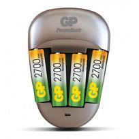 Gp - chargeur 4 piles aa2600 - 202066