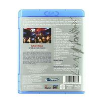 Eagle - Santana - Live At Montreux 2004 - Hymns For Peace Blu-ray, Import anglais